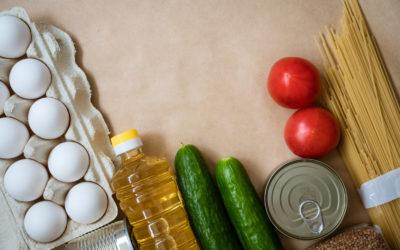 ¿Qué son las gamas de alimentos?
